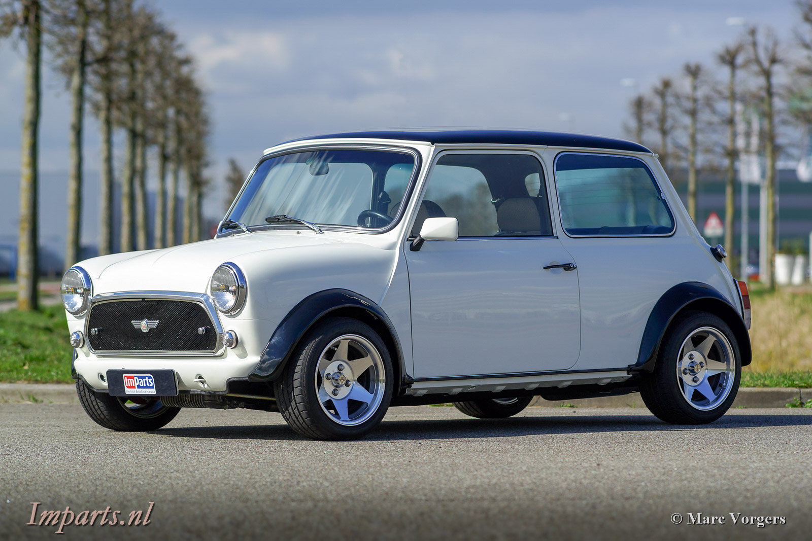 1985 Classic Mini Cooper 1275 Outlaw LHD For Sale (picture 1 of 6)