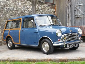 1966 Immaculate Mini Traveller SOLD