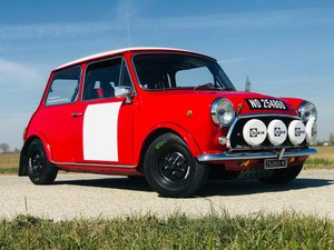 1972 MINI COOPER MONTECARLO *ASI*FIVA*FIA* For Sale