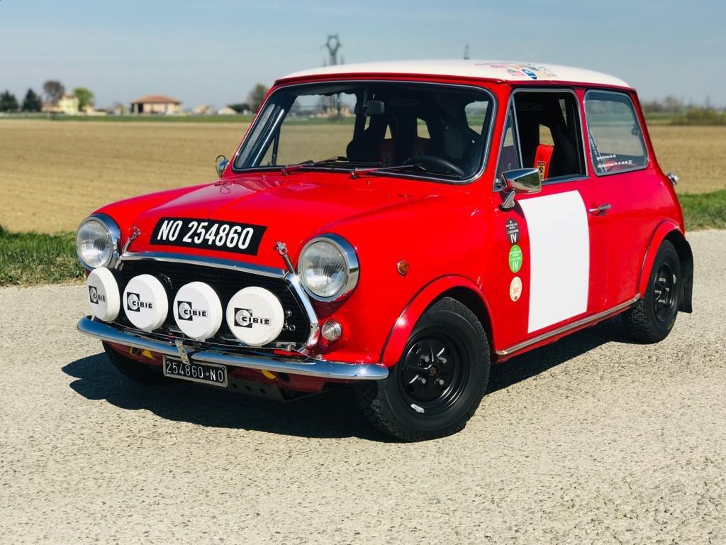 1972 MINI COOPER MONTECARLO *ASI*FIVA*FIA* For Sale (picture 2 of 6)
