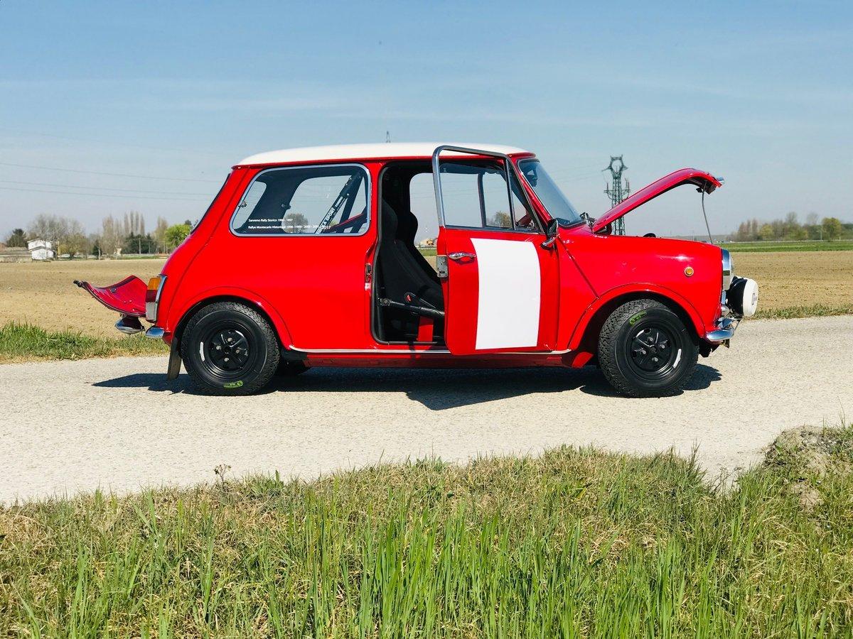 1972 MINI COOPER MONTECARLO *ASI*FIVA*FIA* For Sale (picture 3 of 6)