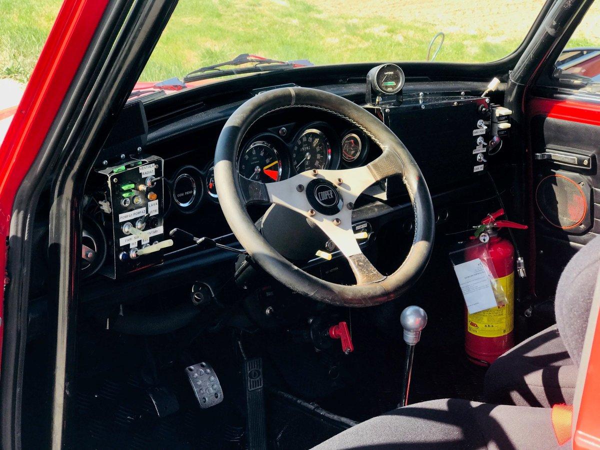 1972 MINI COOPER MONTECARLO *ASI*FIVA*FIA* For Sale (picture 4 of 6)