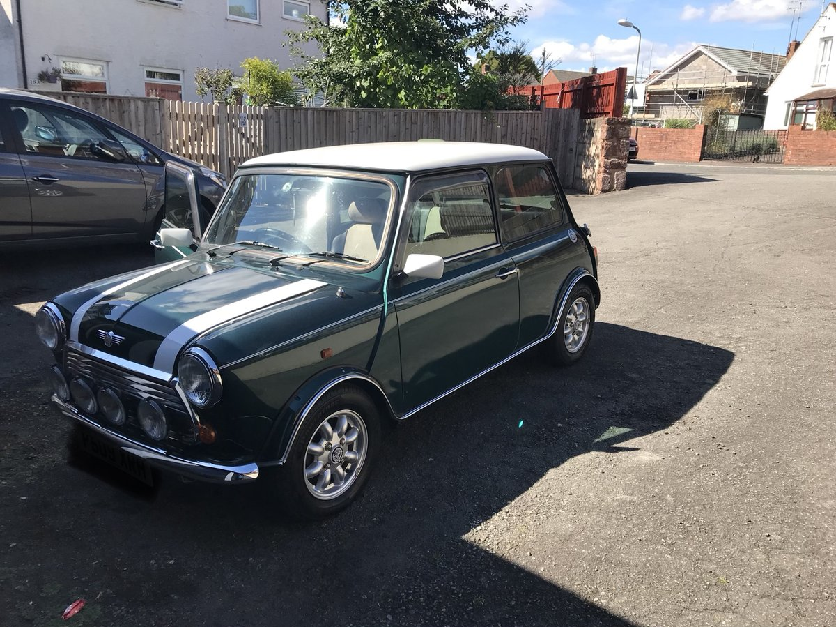 1996 Immaculately Presented Little Car Reluctant Sale For Sale (picture 2 of 5)