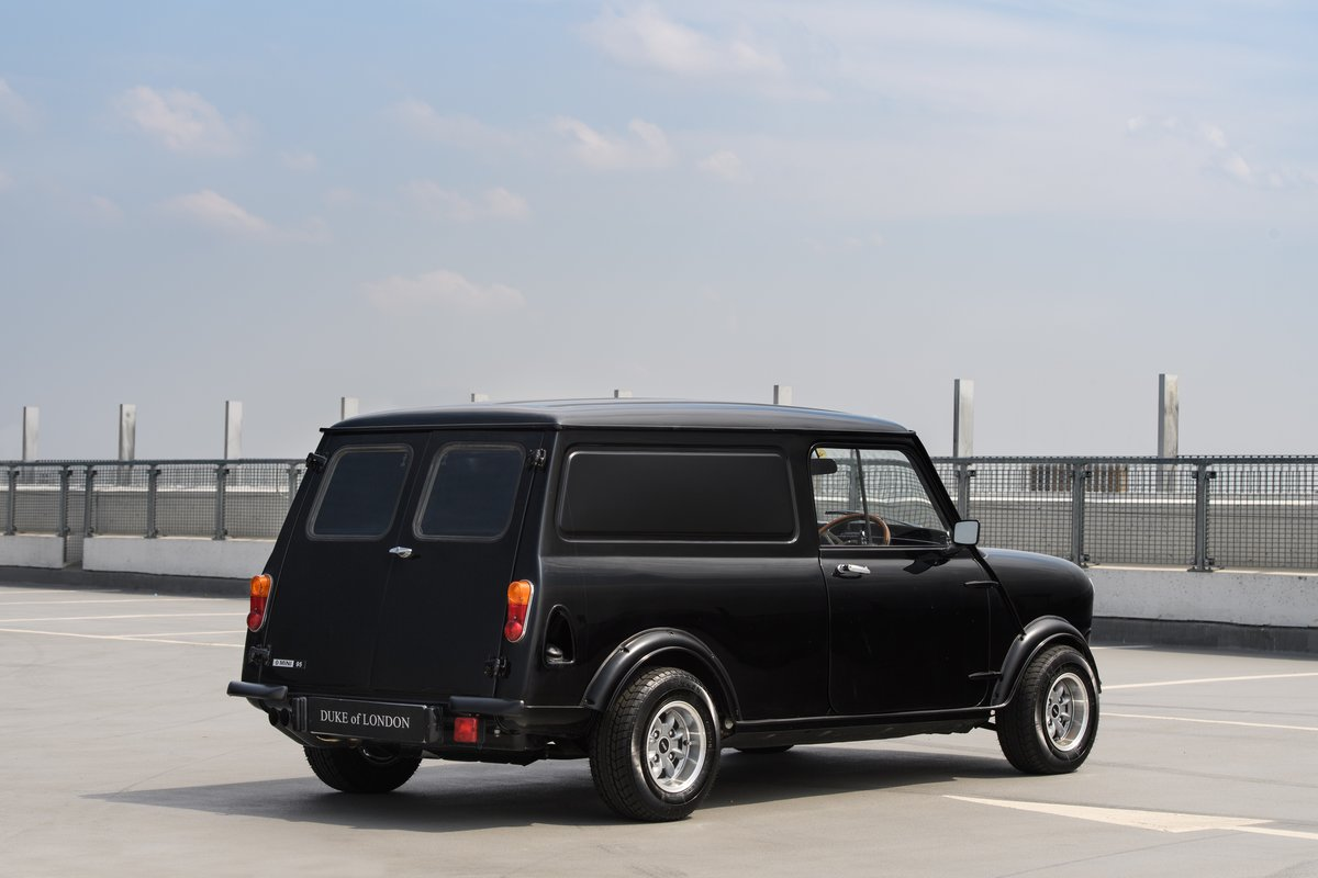 1981 Austin Mini Van (VLD 764X) SOLD (picture 4 of 10)