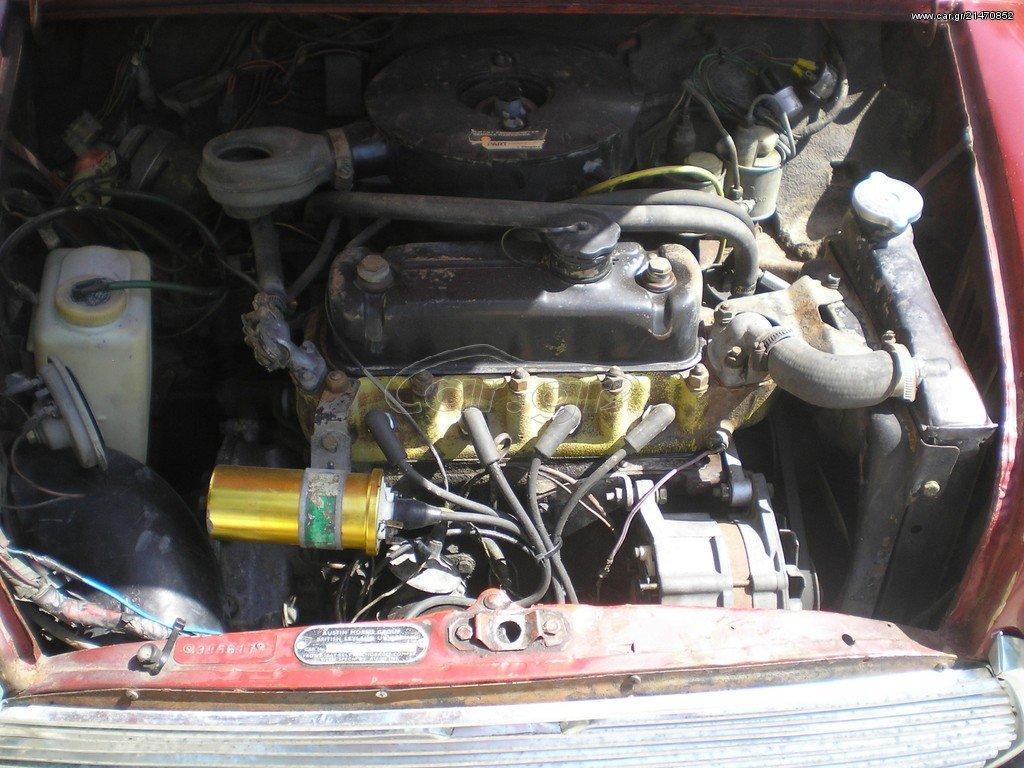Mini Cooper 1000 (1978) For Sale (picture 3 of 4)