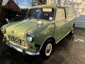 1965 Mini van