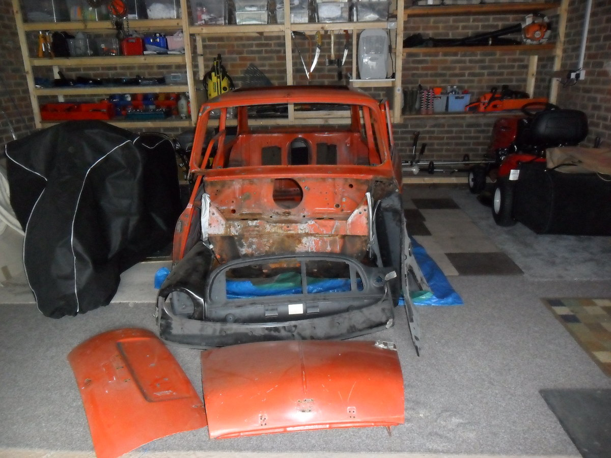 1971 Mini Cooper S Mk 3 project SOLD (picture 5 of 6)