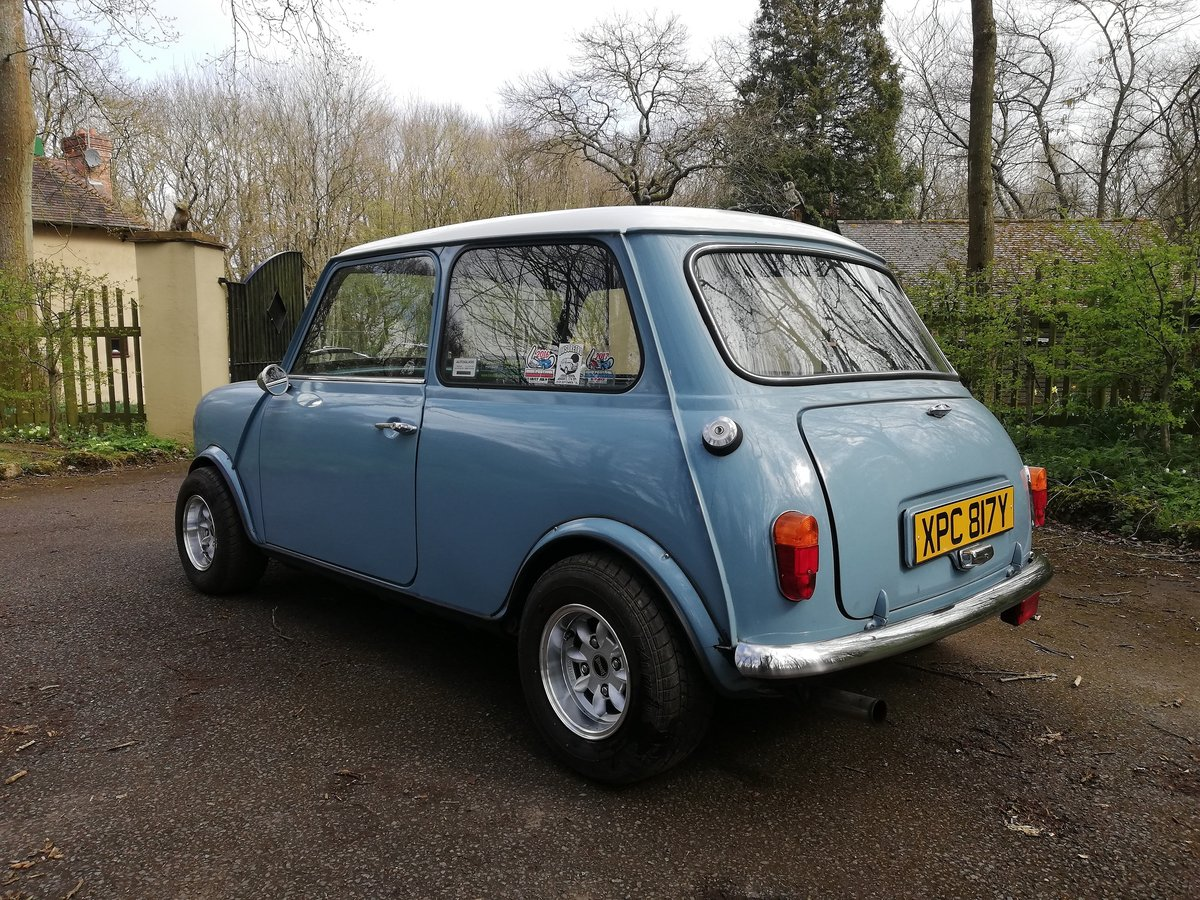 1982 Mini 1000 SOLD (picture 4 of 6)