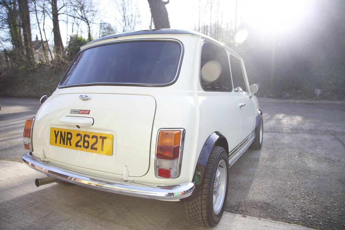 Genuine and rare 1978 Mini 1275 GT  SOLD (picture 2 of 6)