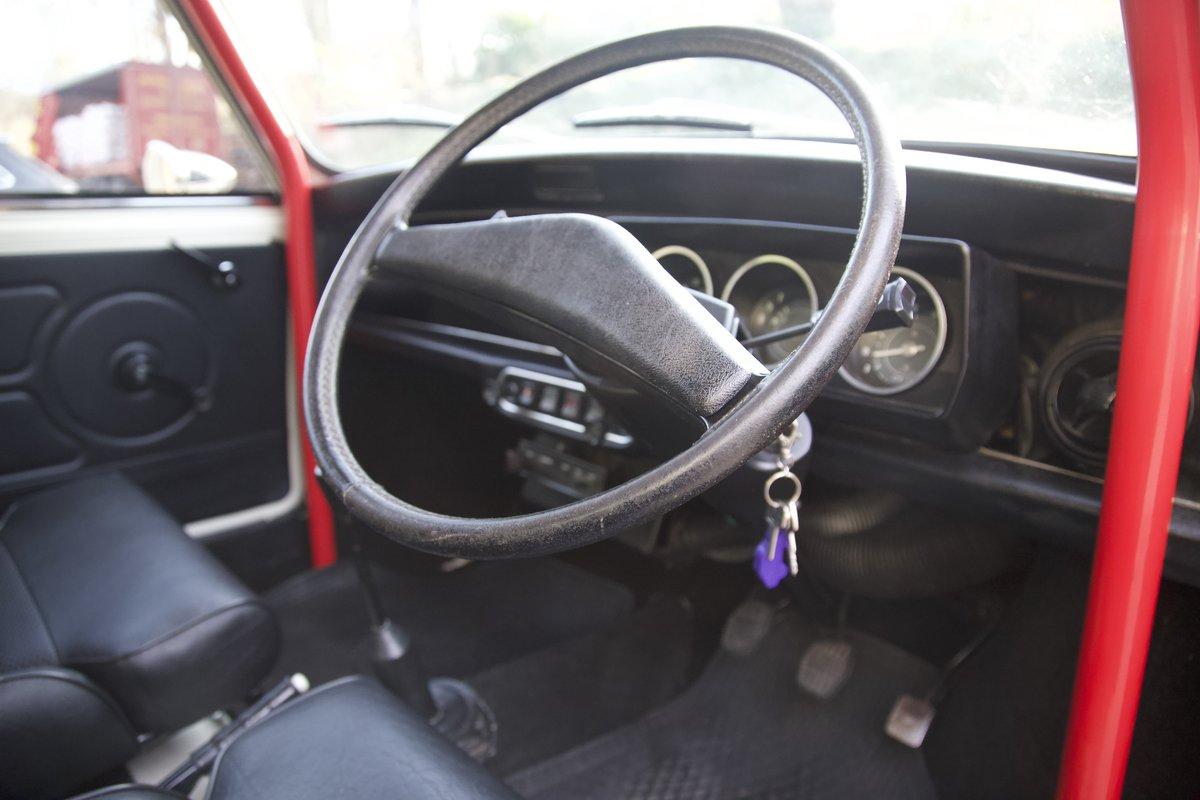 Genuine and rare 1978 Mini 1275 GT  SOLD (picture 3 of 6)