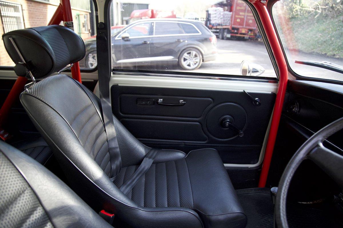 Genuine and rare 1978 Mini 1275 GT  SOLD (picture 4 of 6)