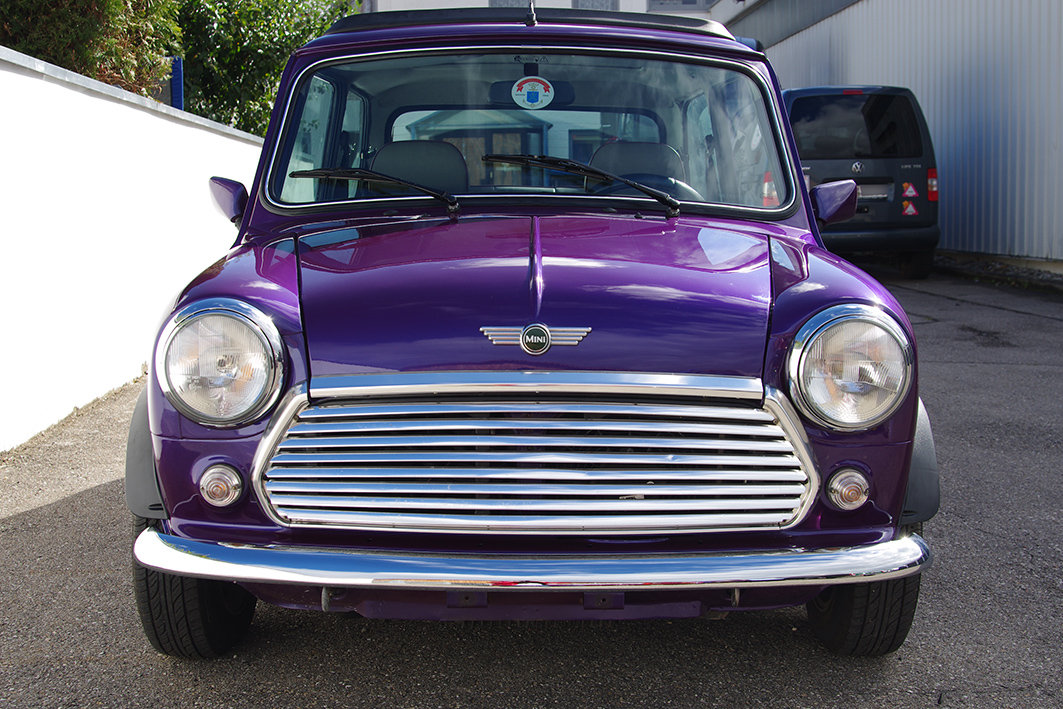 1997 Mini 1300 - fully restored - 2 owners - fsh - LHD For Sale (picture 2 of 6)