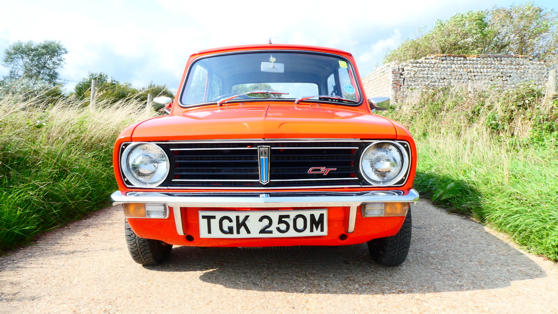 1973 Morris Mini 1275GT  SOLD (picture 1 of 6)