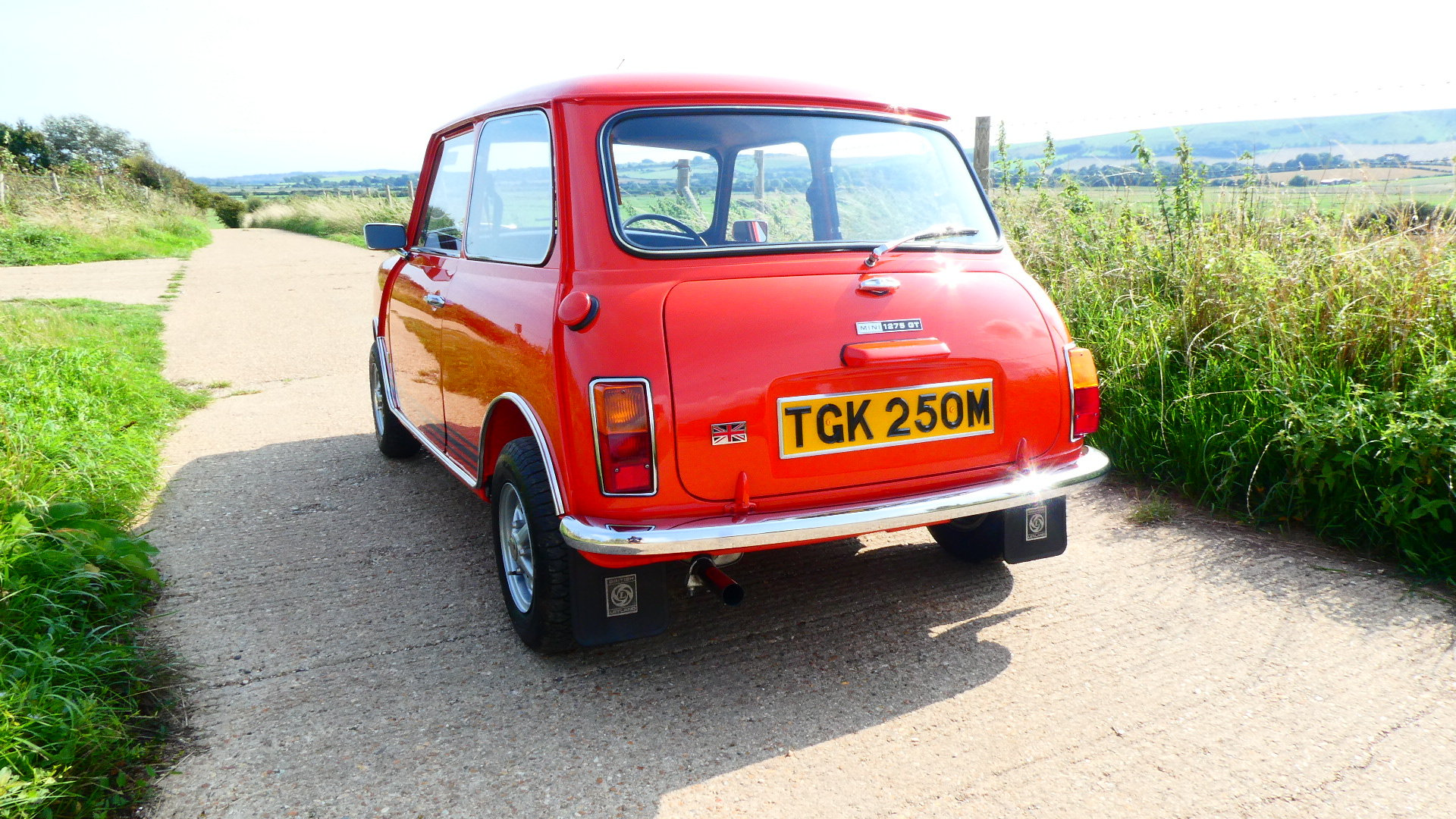 1973 Morris Mini 1275GT  SOLD (picture 3 of 6)