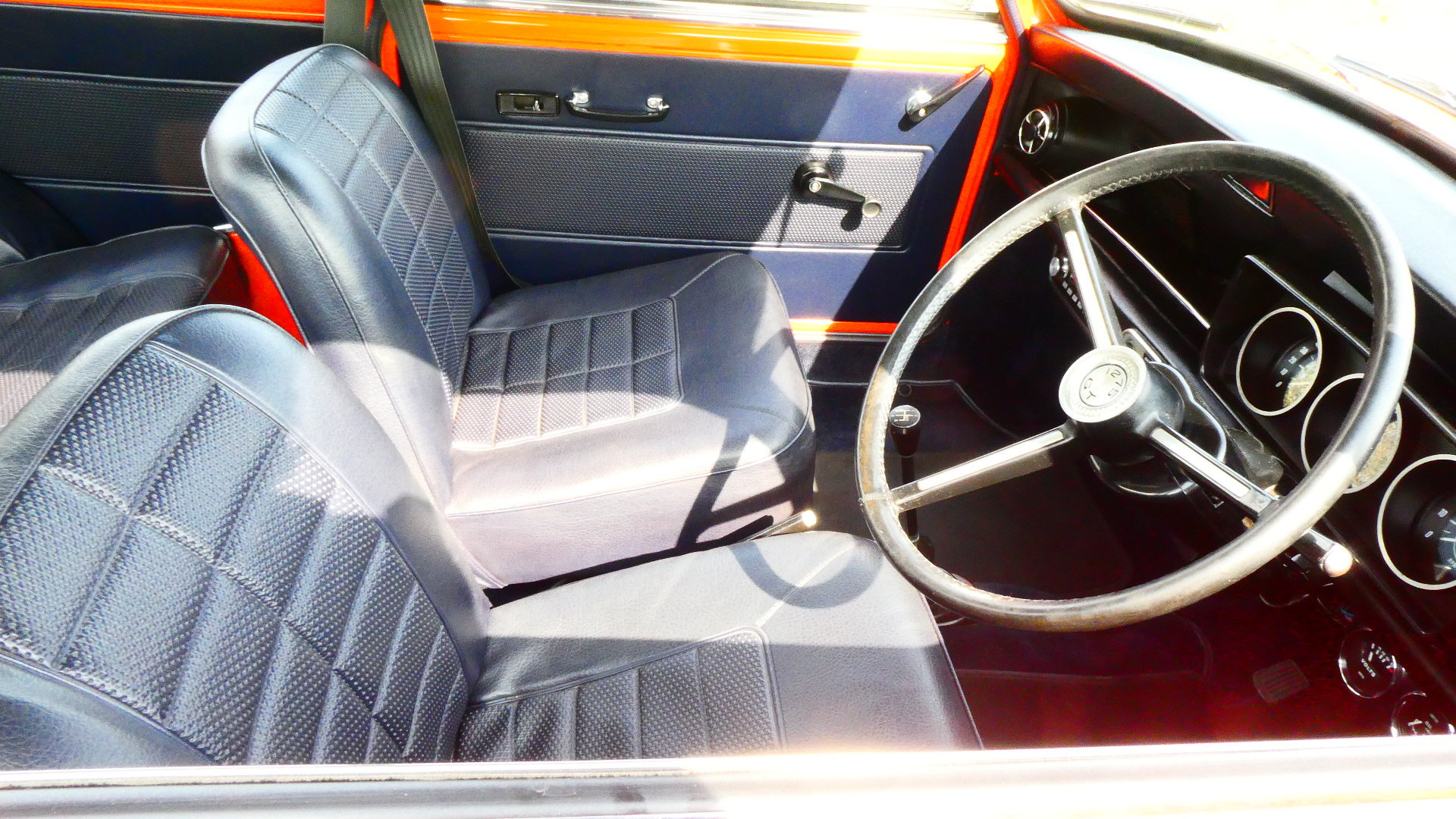 1973 Morris Mini 1275GT  SOLD (picture 6 of 6)