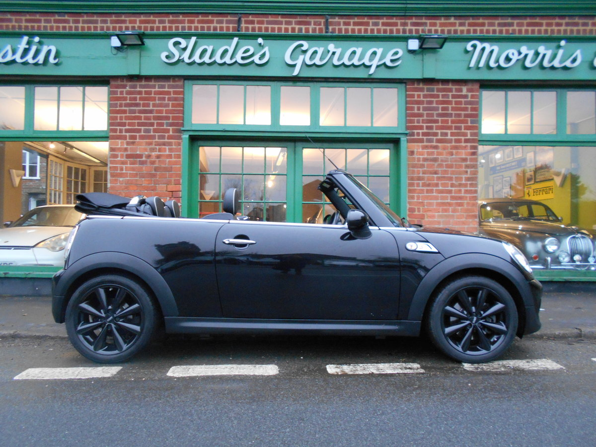 2015 Mini Cooper S Convertible Automatic  SOLD (picture 1 of 6)
