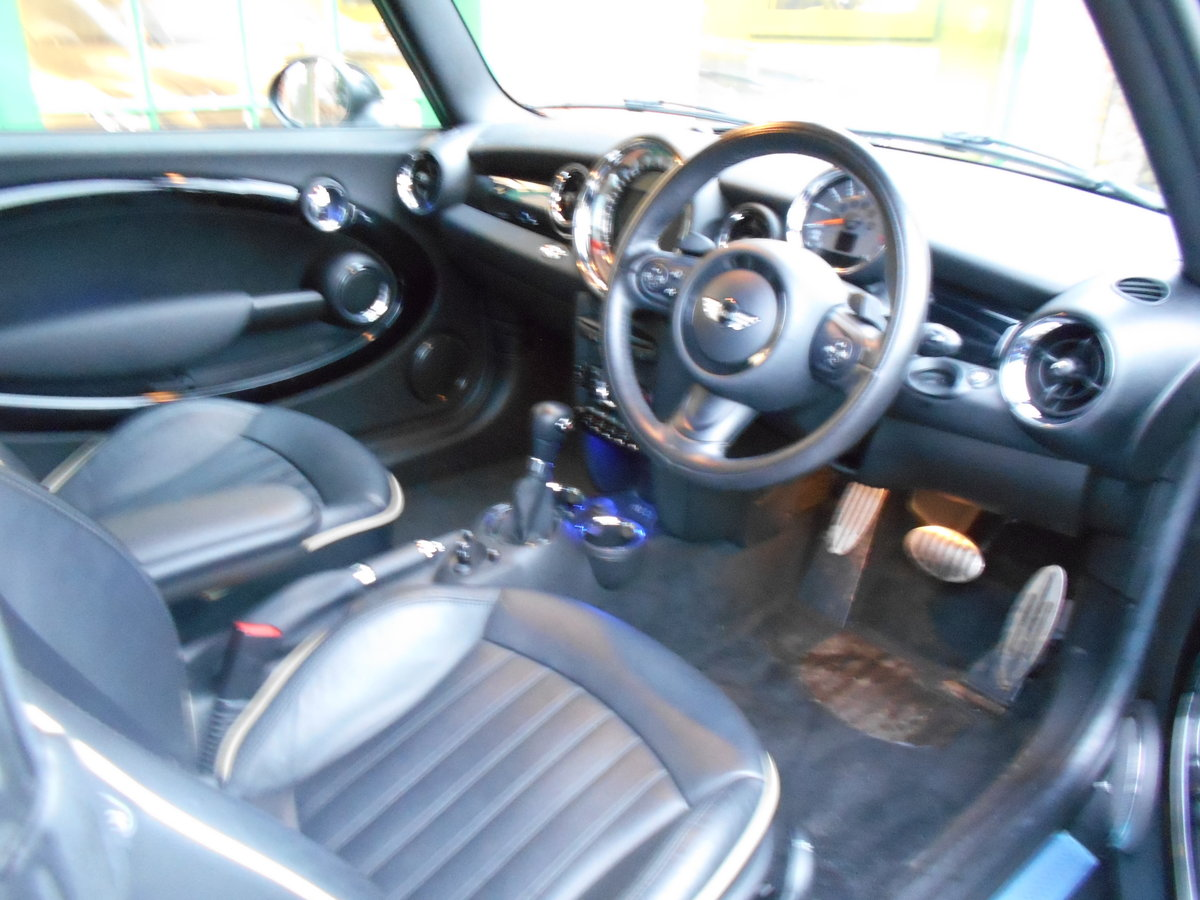 2015 Mini Cooper S Convertible Automatic  SOLD (picture 3 of 6)
