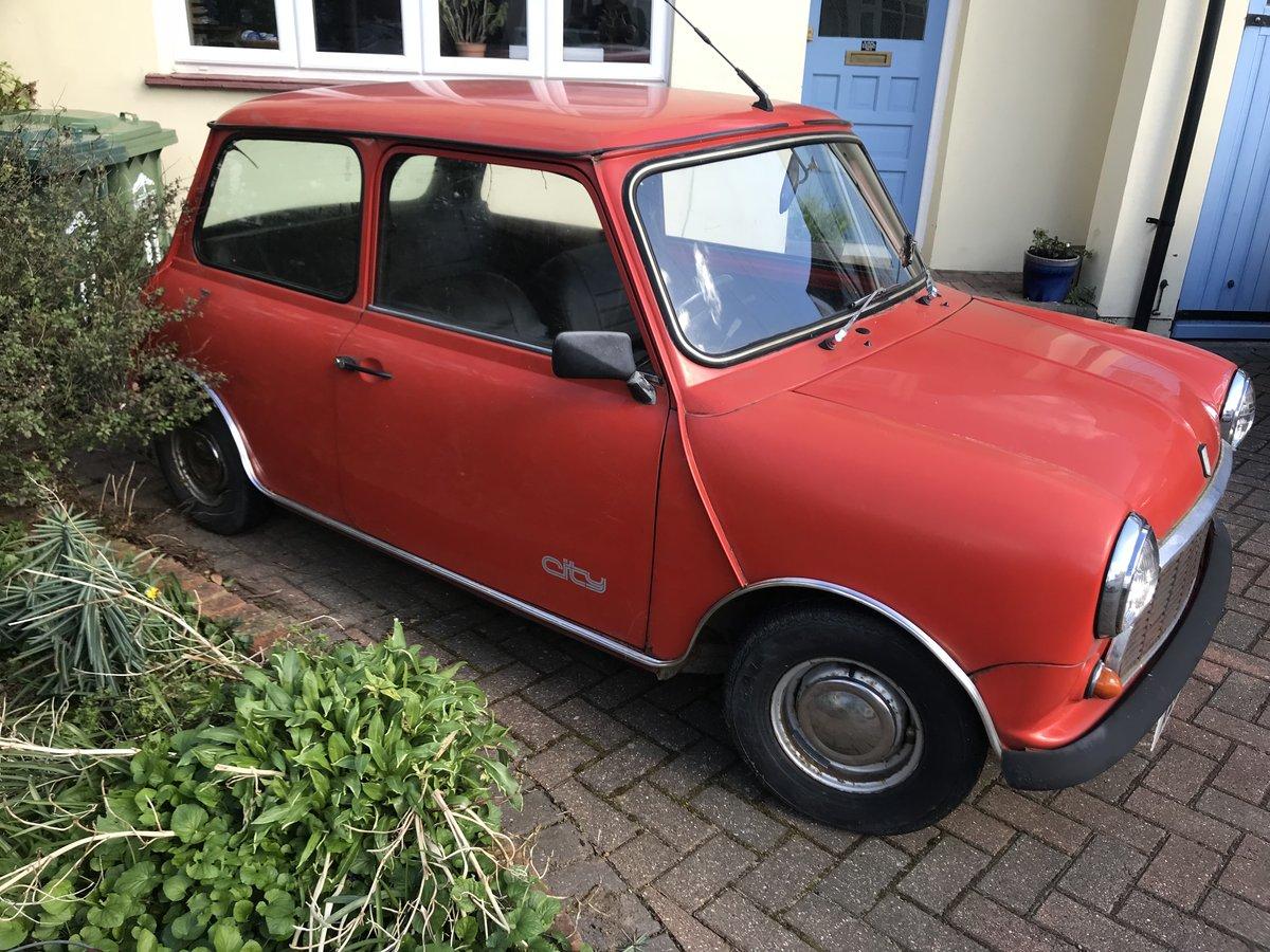 1983 Mini For Sale (picture 1 of 5)