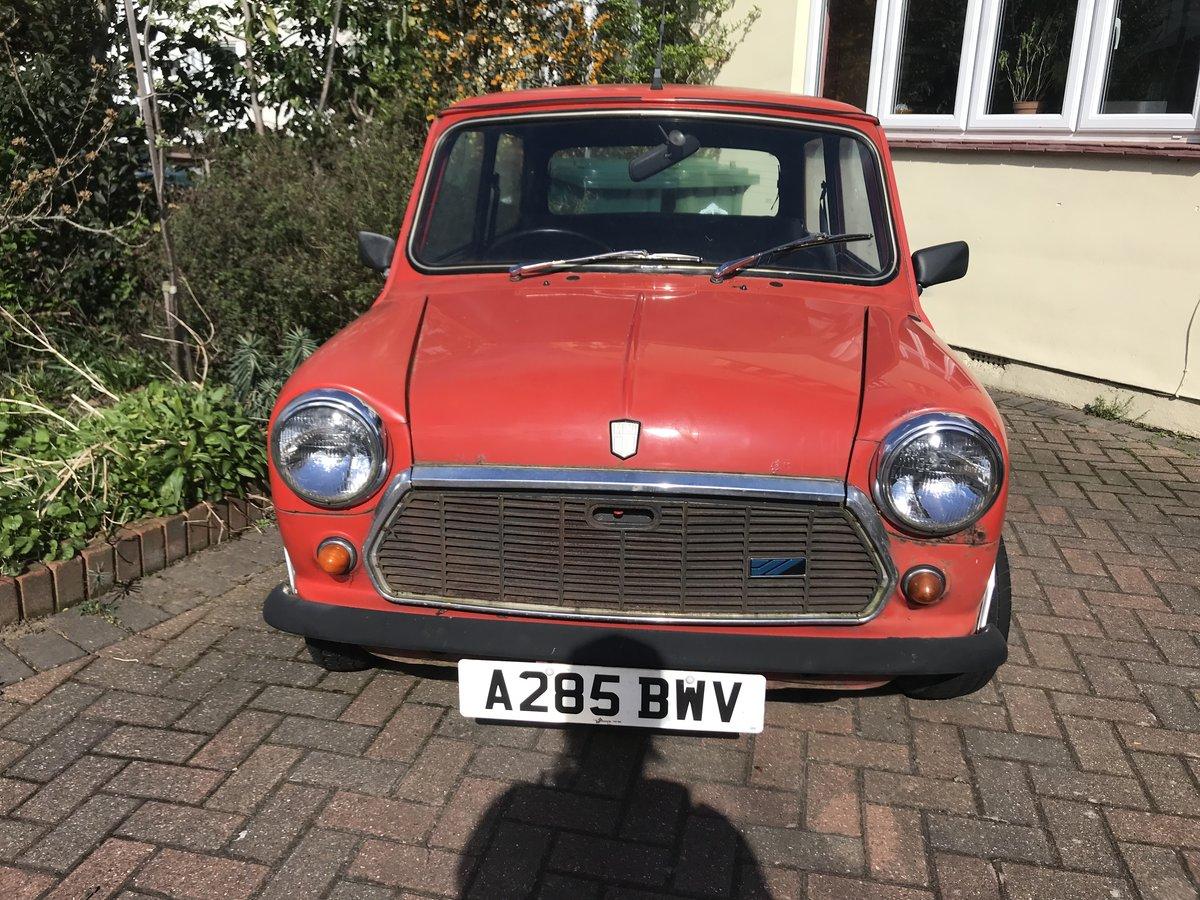 1983 Mini For Sale (picture 2 of 5)