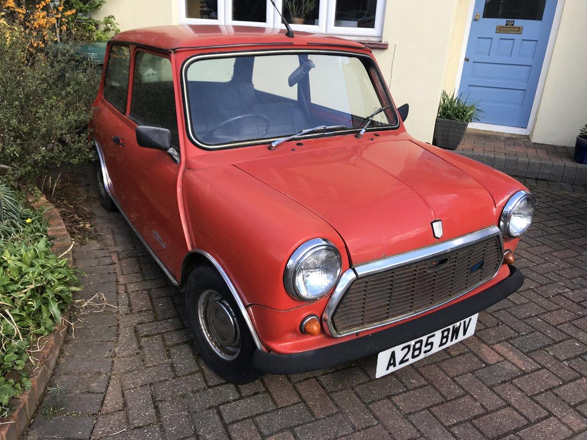 1983 Mini For Sale (picture 5 of 5)