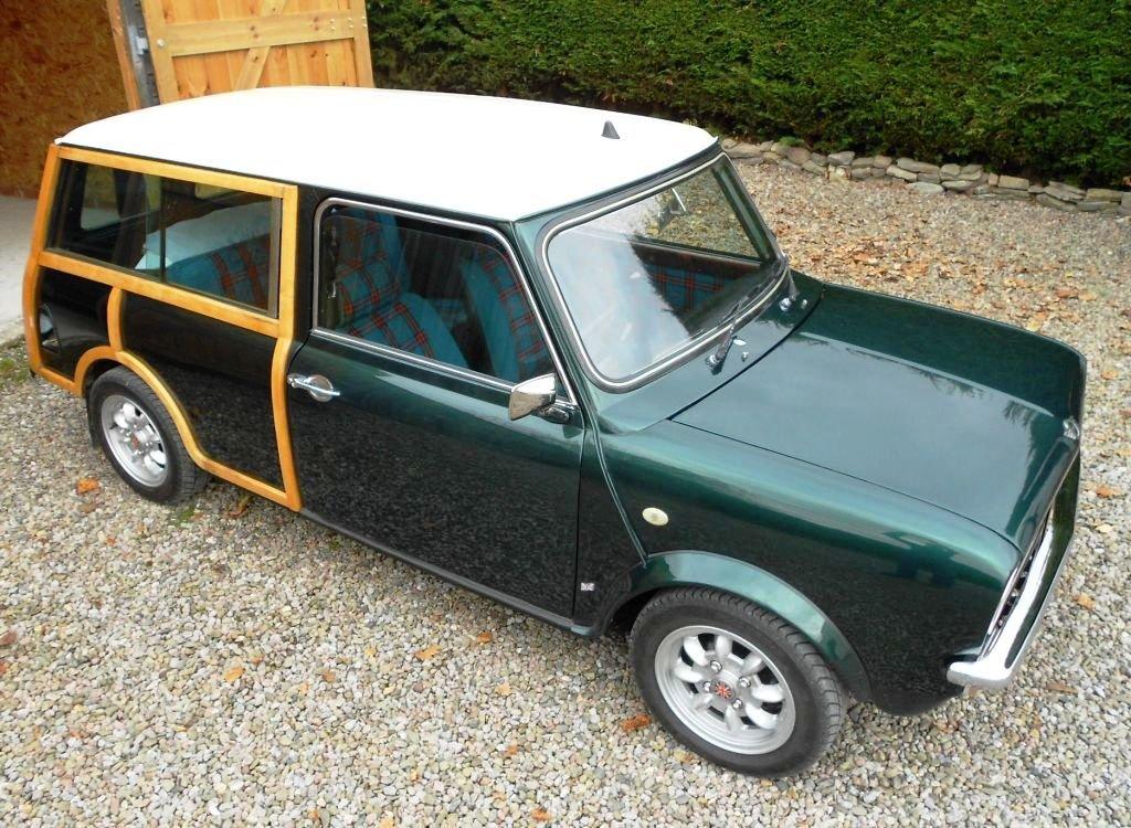 1980 Mini Clubman Estate Restored 32 Yr Hist File Sold Car