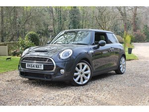 2014 MINI Hatch 2.0 Cooper S Sport Auto (s/s) 3dr 9K SPEC!! HEADS