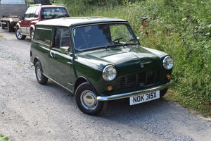 1982 Mini 95L For Sale by Auction