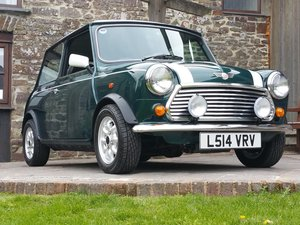 1994 Award Winning Mini Cooper On Just 3250 Miles From New! SOLD