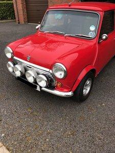 1977 Mini Cooper  1275 For Sale