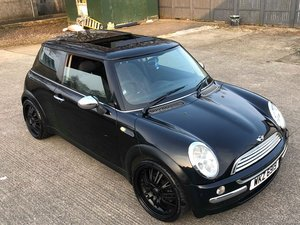 2002 Mini One For Sale