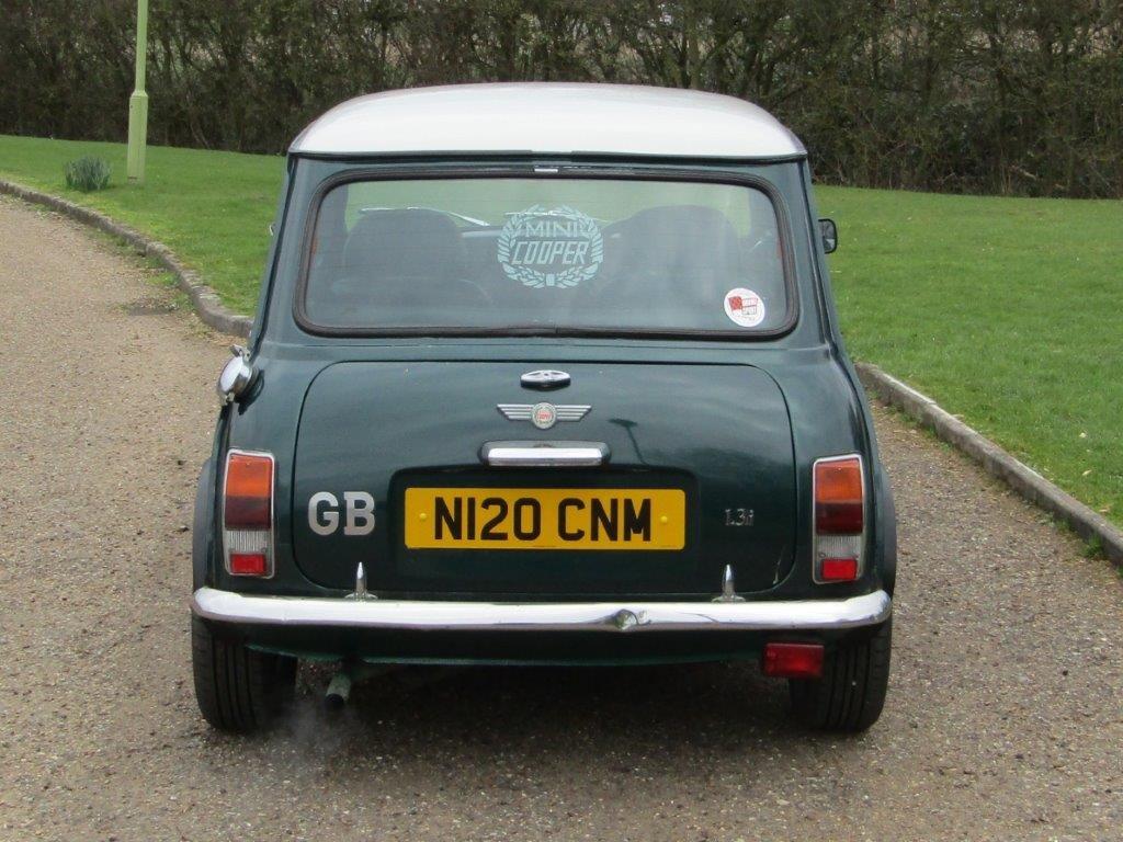 1995 Rover Mini Cooper 1.3i  SOLD (picture 4 of 6)