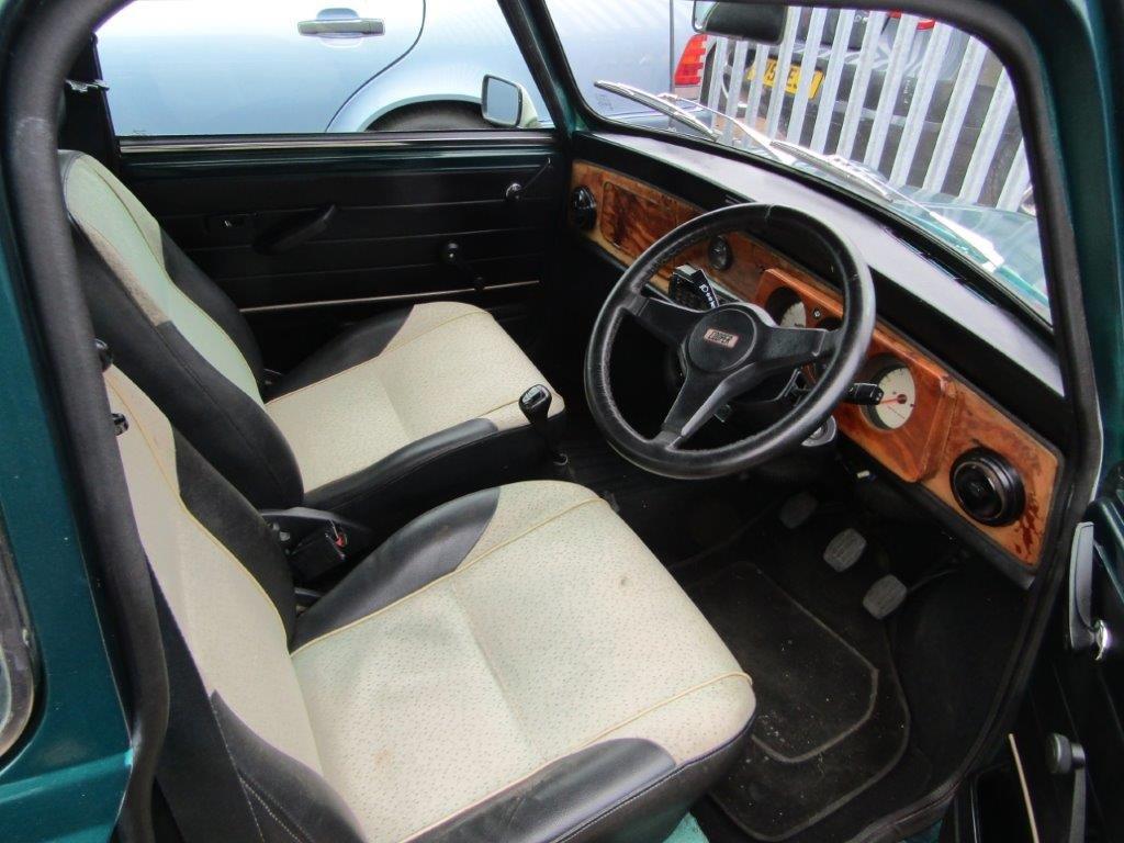 1995 Rover Mini Cooper 1.3i  SOLD (picture 6 of 6)