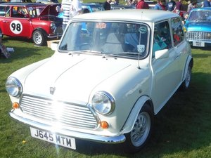 1991 Austin Mini Mayfair Automatic