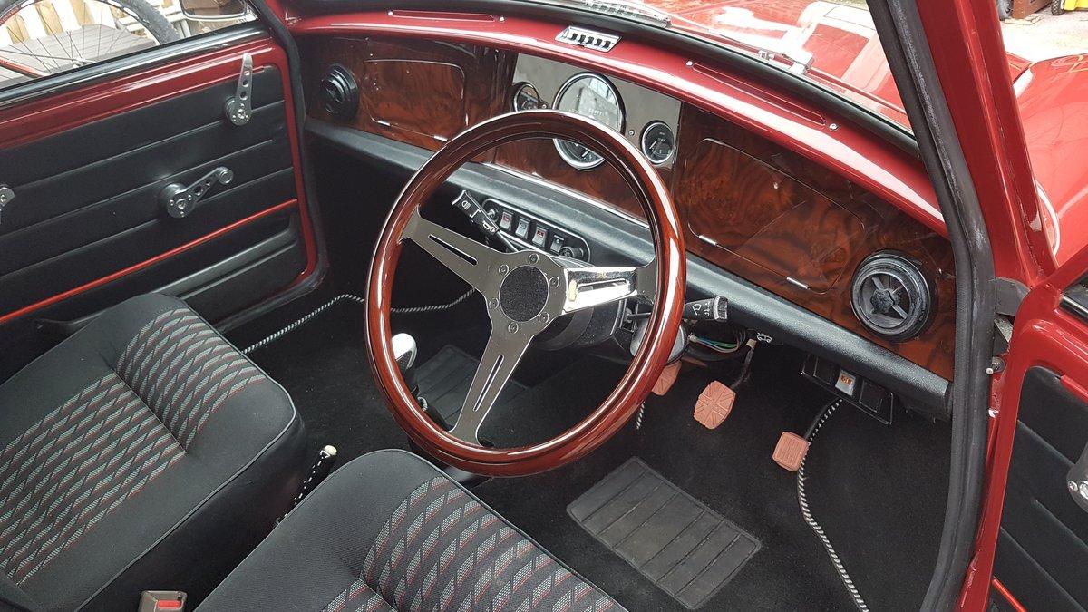 1985 Mini 1275cc 1984 SOLD (picture 3 of 6)