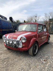 1968 Mini 1000 custom