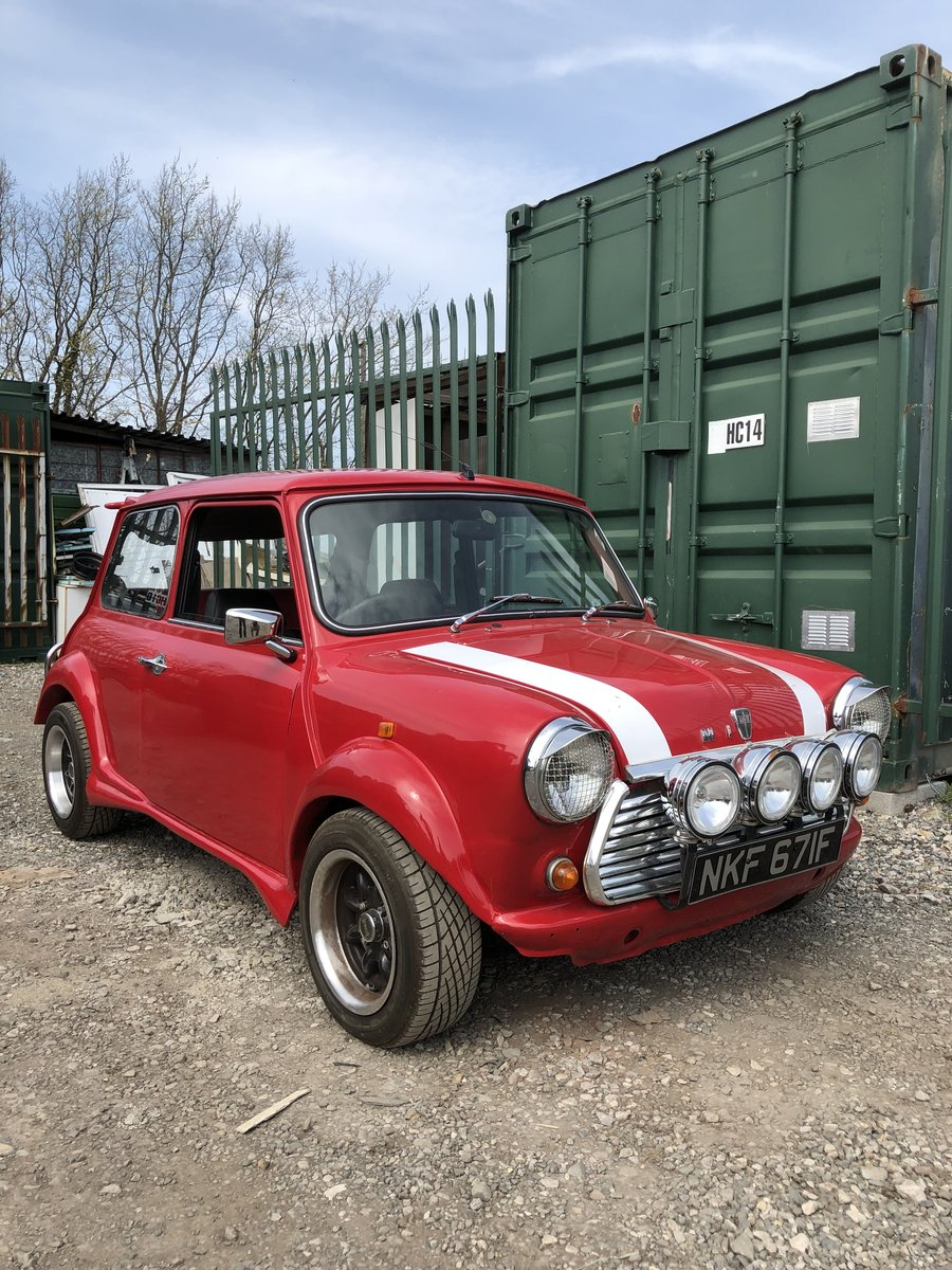 1968 Mini 1000 custom For Sale (picture 2 of 6)