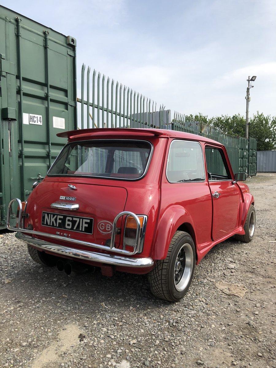 1968 Mini 1000 custom For Sale (picture 3 of 6)