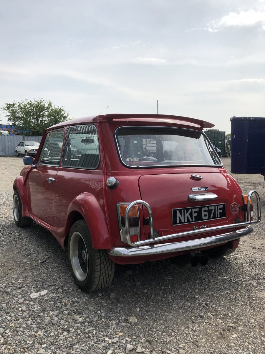 1968 Mini 1000 custom For Sale (picture 4 of 6)
