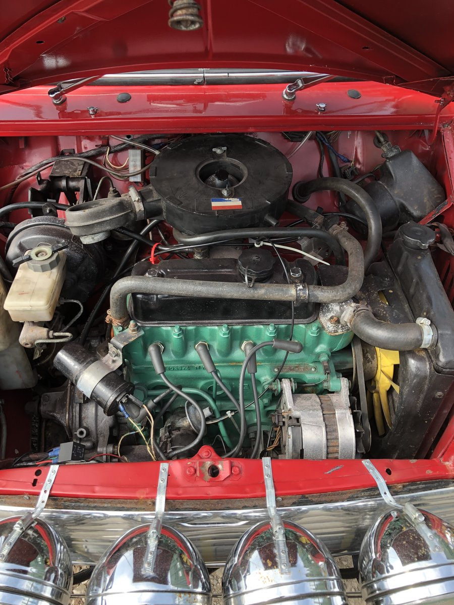 1968 Mini 1000 custom For Sale (picture 5 of 6)