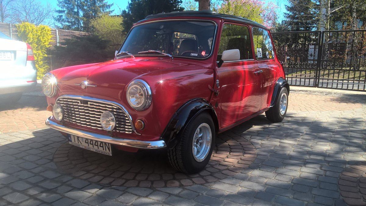 1991 Mini Cooper-Honda J-Tec engine nut and bolt resto For Sale (picture 1 of 6)