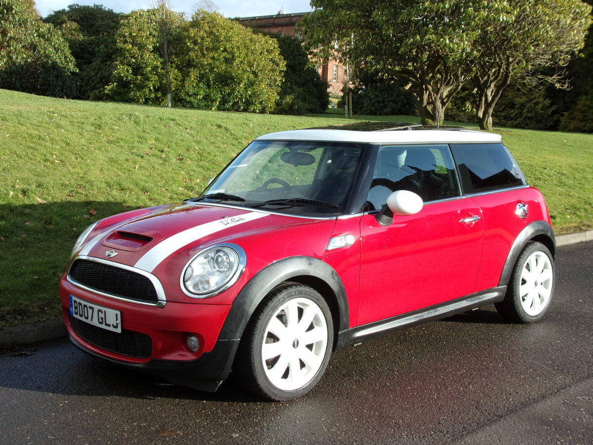 2007 very smart cooper s for sale For Sale (picture 2 of 6)