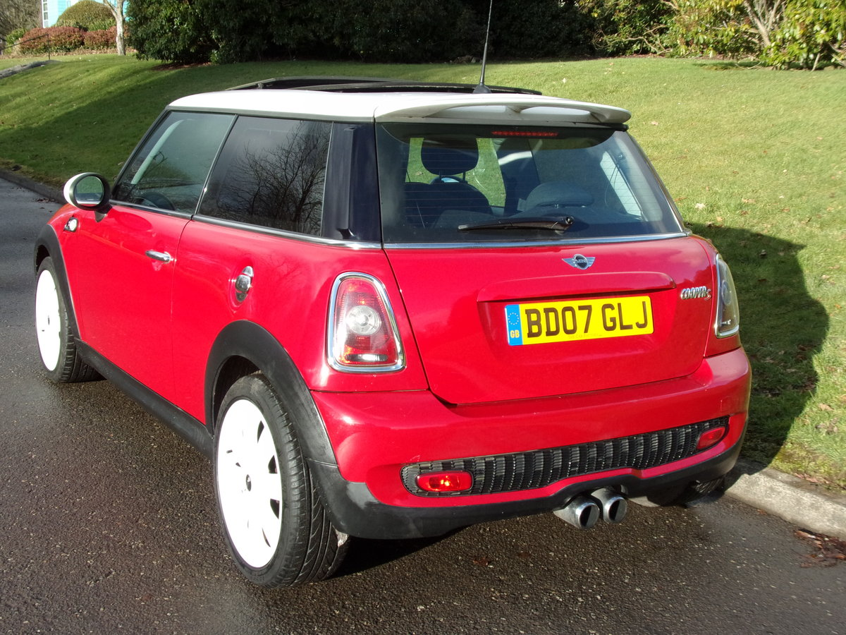 2007 very smart cooper s for sale For Sale (picture 5 of 6)