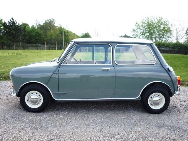 1966 Austin Cooper S (1275cc) SOLD (picture 3 of 6)