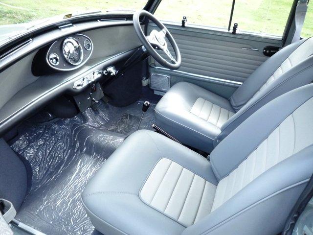 1966 Austin Cooper S (1275cc) SOLD (picture 5 of 6)