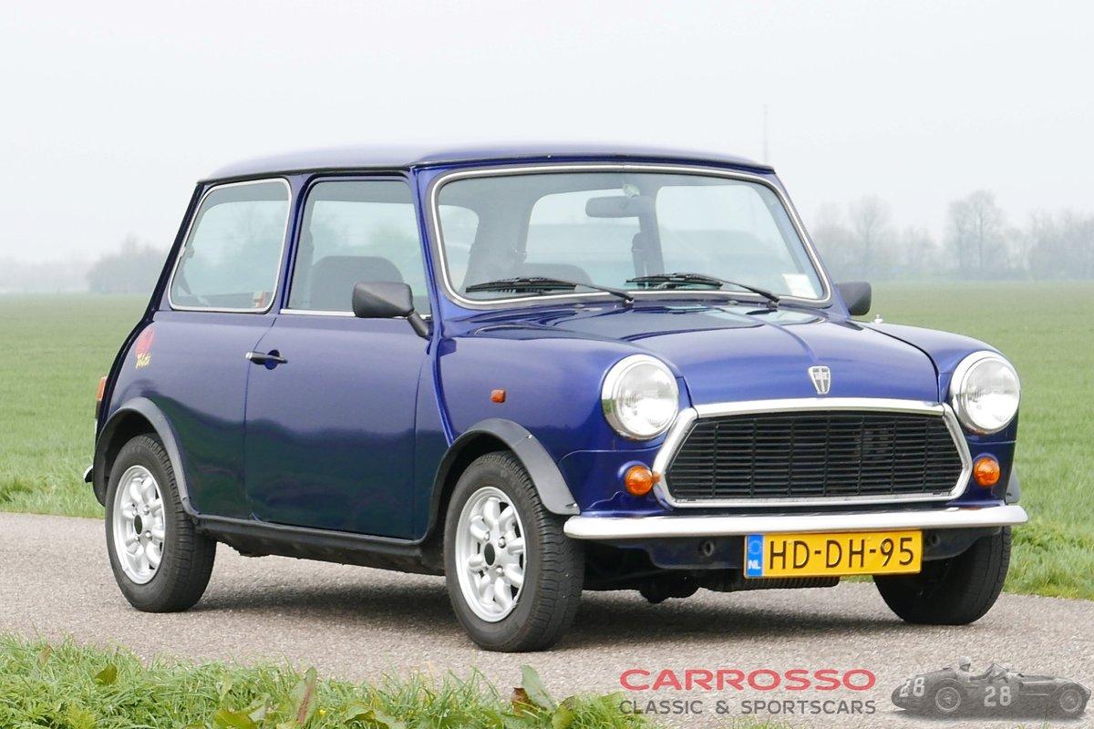 1993 Mini Cooper 1.3i Tahiti in sublime condition ! For Sale (picture 1 of 6)