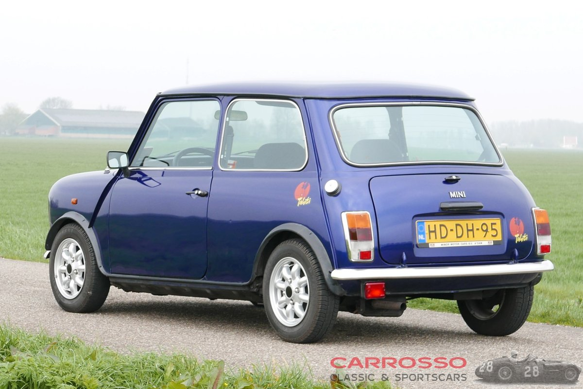 1993 Mini Cooper 1.3i Tahiti in sublime condition ! For Sale (picture 2 of 6)