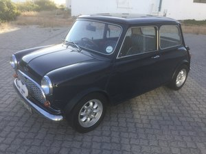1966 austin mini 850 converted to full cooper s