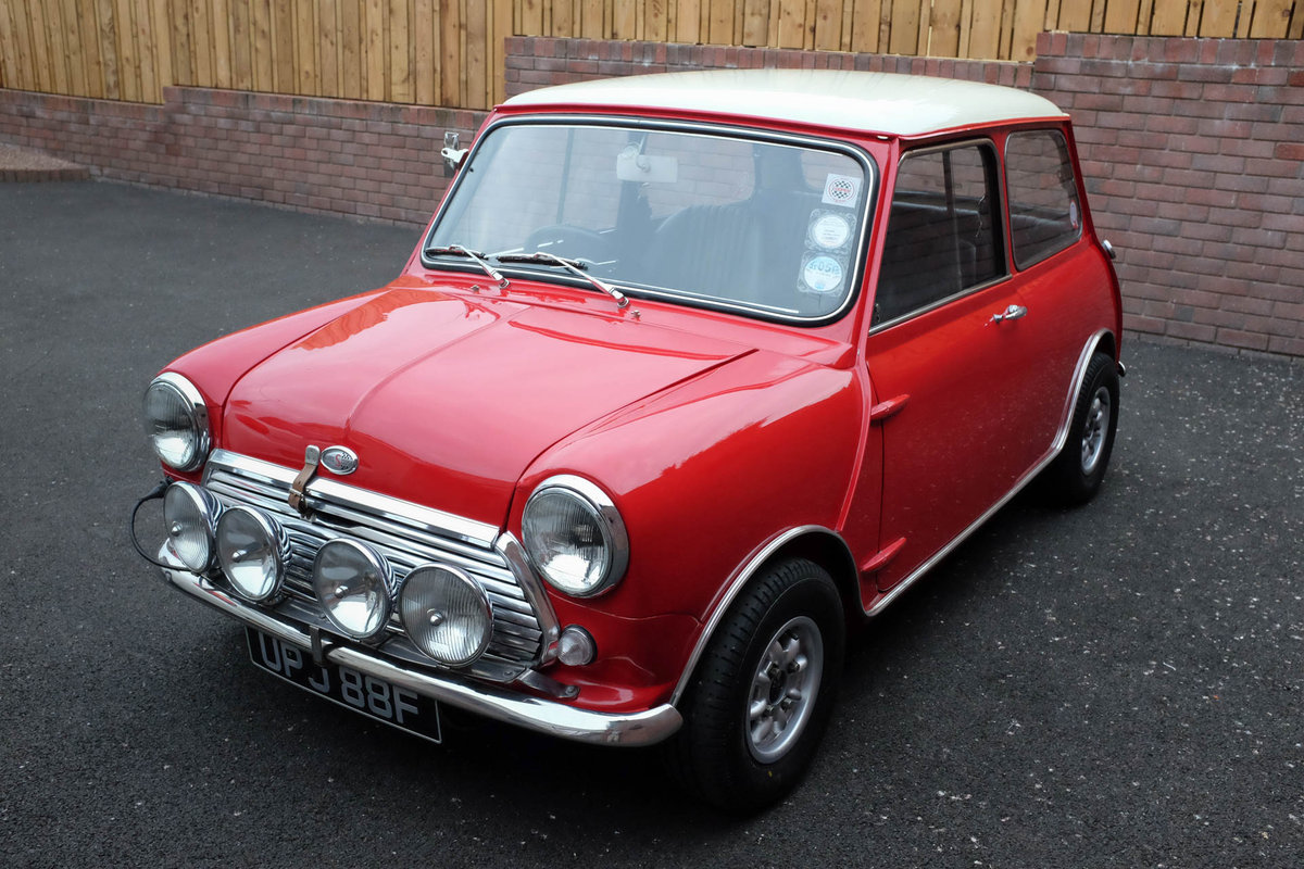 Morris Cooper S 1968 MK II For Sale (picture 1 of 6)