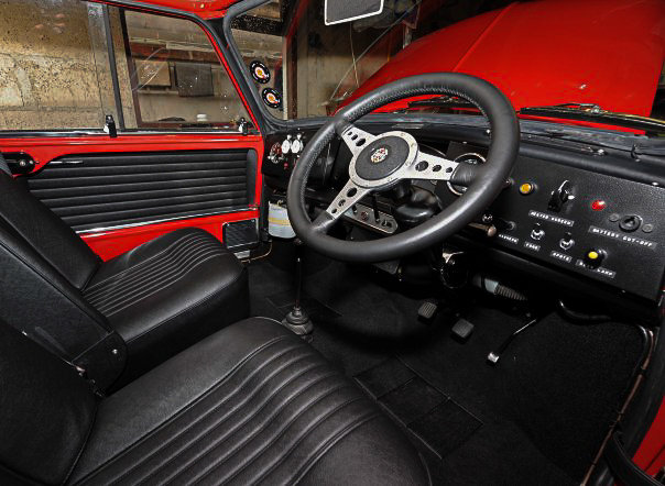 Morris Cooper S 1968 MK II For Sale (picture 5 of 6)