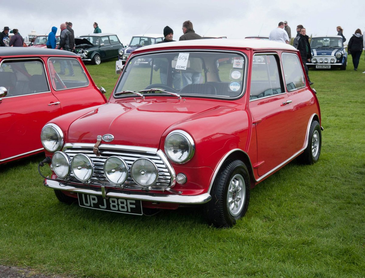 Morris Cooper S 1968 MK II For Sale (picture 6 of 6)